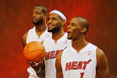 Raptors week ahead: Chris Bosh, LeBron James and Dwyane Wade are here in Miami Heat's only game in Toronto