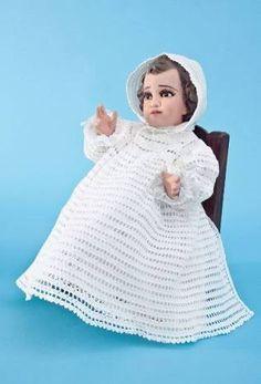 Resultado de imagen para ropon de niño dios tejido