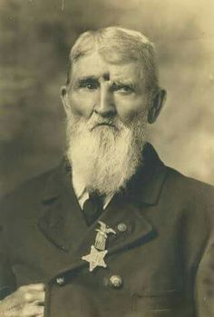 Civil War Veteran Jacob Miller of the 9th Indiana Infantry was shot in the forehead on Sept.19th 1863 at Brock Field at Chickamauga. He survived the shot, later writing that he had a constant reminder of the Chickamauga Battlefield and the constant pain he suffered from that wound.