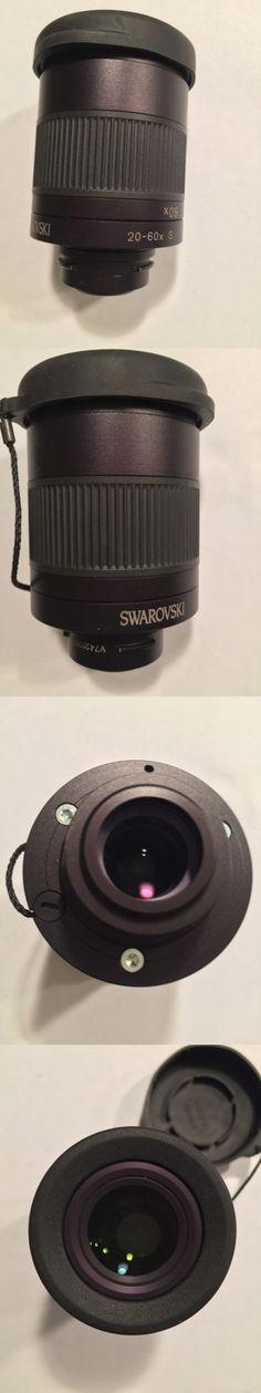 Spotting Scopes 31715: Swarovski Spotting Scope 20-60X Eyepiece -> BUY IT NOW ONLY: $500.0 on eBay!