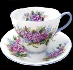 Royal Albert - Blossom Time Series - Lilac