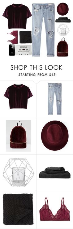 """SO WILL YOU HOLD ME TIGHT"" by darkdiamonds-1 ❤ liked on Polyvore featuring rag & bone/JEAN, ASOS, Redopin, Bloomingville, Morgan Collection and Talula"