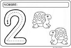 29 FICHAS PARA TRABAJAR NUMERO 2