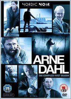 Arne Dahl: A Nordic TV Series   The Arts - JustMeMike's New Blog