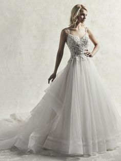 42f7f242e5bf3 71 Best Sottero&Midgley images in 2019   Alon livne wedding dresses ...