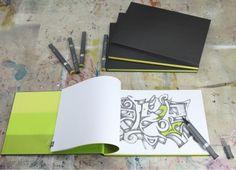 Street Artist Sketchbook für Montana Cans
