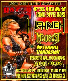 Gig Review: Local Thrashers Perform At The Joint On 'Free Metal Friday' http://metalassault.com/gig_reviews/2013/06/15/local-thrashers-perform-at-the-joint-on-free-metal-friday-night/