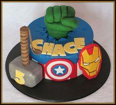 Avengers cake                                                                                                                                                                                 Más
