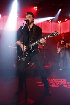 Chris Young Country Singers, Country Music, Country Boys, Chris Young Music, Alan Young, Jake Owen, Young Celebrities, Jimmy Kimmel Live, Eric Church