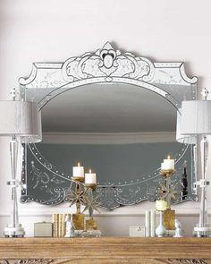 Elegant And Timeless Venetian Mirrors