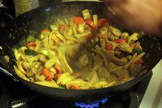 Green Curry Recipe