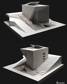 "1,808 ""Μου αρέσει!"", 8 σχόλια - Art & Architecture (@arch_philo) στο Instagram: ""Perfect model by @creatoarquitectos . . #archistudent #architecturestudent #archdaily #archidesign…"""