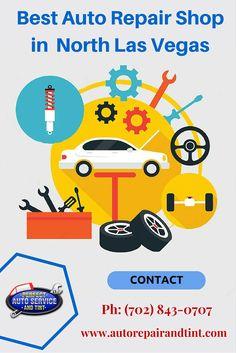 Auto Repair and Maintenance Service in North Las Vegas
