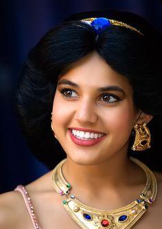 "disney-facecharacters: ""Jasmine by disneymike on Flickr found on tumblr """