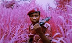 The Impossible Image: Richard Mosse photograph