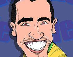 "Check out new work on my @Behance portfolio: ""Edsão de Vídeo - caricatura"" http://be.net/gallery/43226979/Edsao-de-Video-caricatura"