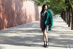 Mo Fashion Moments: Mega Meng Meng | models.com MDX