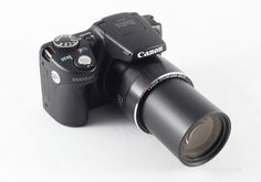 Canon SX510HS: compactul super-zoom 30x in test