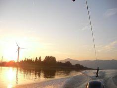 琵琶湖・Dunpas Natural Wakebording/あそびゅー!ウェイクボード