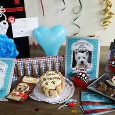 ¿Tu perro es uno mas de la familia? Celebra su cumpleaños con la Perricumple Box. De venta en www.perrilover.com/perribox