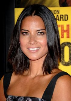 Olivia Munn at event of Contagion (2011)