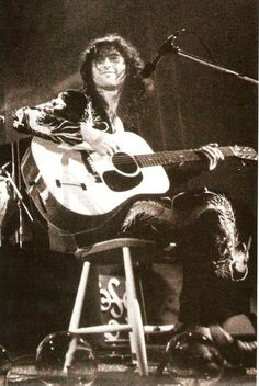 Jimmy Page May 17-25,1975 Earl's Court