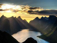 #Lofoten -  #Norway