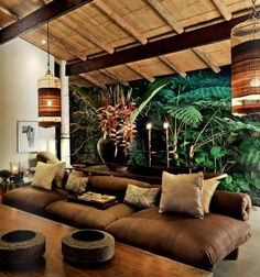 "a landscaper""s home in the Philippines..... a true inspiration... @Ponce Veridiano's home"