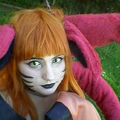 My fem Kurama design (Naruto)  #cosplay #Naruto #narutoshippuden #Kurama #manga #narutocoplay  #kuramacosplay #femcosplay #anime #animecosplay