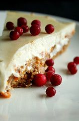 Fitz's Low-Fat Cheesecake