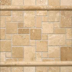 ivory travertine backsplash - kitchen tile - tamyeln