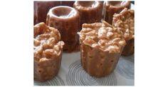 Bouchées soufflé au carambar