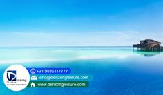 Book Maldives Tours Packages at attractive rates only with Denzong Leisure. Enjoy memorable holidays on the exotic beaches with our exclusive Maldives Package Tour from India. Request a free quote at +91 9836117777, Toll Free 1800 121 4500