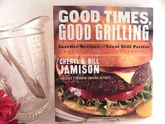 Good Times Good Grilling Cookbook Outdoor by TKSPRINGTHINGS