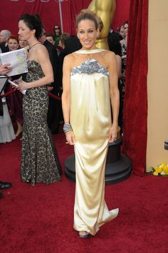 Sarah Jessica Parker at The Academy Awards 2010 in Chanel