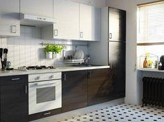 Кухня ИКЕА Эдель фото