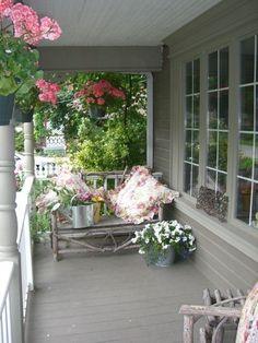 Amazing Spring Porch Decor Ideas