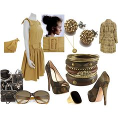 Prada, created by jeannie-russell on Polyvore