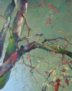 Tualatin Overflow, painting by artist Randall David Tipton