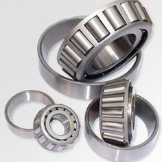 We are China Chrome steel Tapered Roller Bearing Manufacturer, Supplier. Shower Door Rollers, Needle Roller, Cast Steel, Chrome, Stainless Steel, Bear, Rings, Stuff To Buy