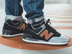 New Balance NB1 574 (by @inwardlybe-represent)