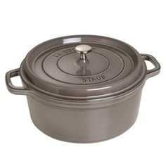 Staub 1102218 Round Cocotte Oven 275 quart Graphite Grey *** Find out more about the great product at the image link.
