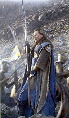 Mark Ferguson - Gil-galad : a Ñoldorin elf, son of Fingon & last High King of the Ñoldor in Middle-earth, bore many titles, including, High King of the Elves of the West, King of the Eldar, King of Lindon, Lord of the Galadhrim, Lord of Eriador, and the Head of the White Council of the Second Age.
