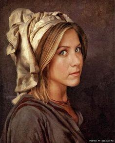 Jennifer Aniston of olde