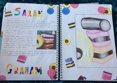 Sarah Graham GCSE research page - - Sarah Graham Artist, Artist Research Page, Gcse Art Sketchbook, Sketchbook Inspiration, Art Portfolio, Art School, Food Art, Art Inspo, Food Project
