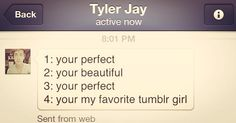 Messages like these >