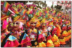 Masskara Festival, Jose Rizal, Visayas, Mindanao, Philippines, Bacolod, Filipino, Festivals, Celebration