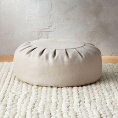 livasia Yoga Zen Coussin de Sol Tha/ï Zafu Rembourrage 100/% Kapok Pouf Coussin de M/éditation /Ø 45 cm