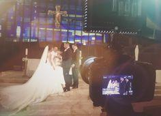 #behindthescenes #filming #wedding in #miami using #canon5dmarkiii w/ Lexar 128gb CF card & Neewer CN-160 on Manfrotto Be Free Live Video Tripod  • For more info: AnthonyDigitalMedia.com •  #filmmaking #filmmaker #camera #cameraman #videographer #videography #videoshoot #videomaker #dslr #canon #canonusa #weddingceremony #brideandgroom #church #cinematography #cinematographer #weddingfilm #weddingvideo #weddingphotography #ceremony #weddingvideography