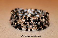 DIY Jewelry : DIY Memory Wire Bracelets